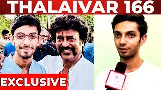 OFFICIAL: Thalaivar 166 Music Director – Anirudh Confirms | PETTA 50th Day Celebrations