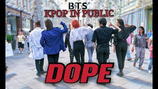 [KPOP IN PUBLIC RUSSIA] BTS(방탄소년단) - DOPE(쩔어) Dance Cover By…