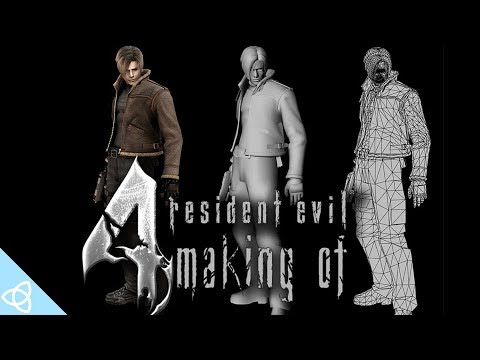 Resident Evil 4 - Making of Legendado em Português