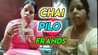 CHAI PILO FRIENDS || MUSICALLY AND FACEBOOK VIRAL MEME || GAREEB