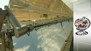 could the african desert hold the solution for europes energy crisis?