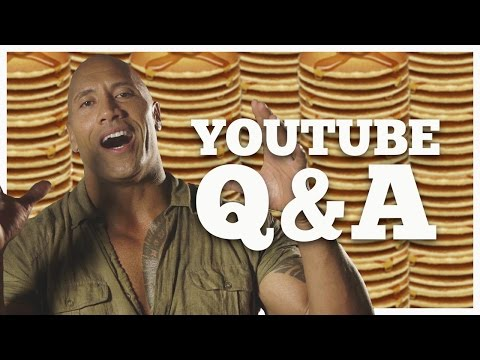The Rock Answers Questions From rs! Seven Bucks October Q&A