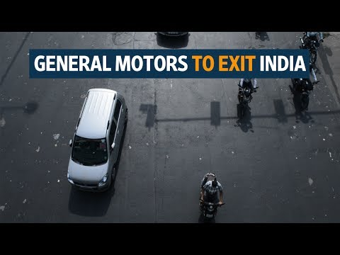 General Motors India exit leaves dealers, customers in a quandary