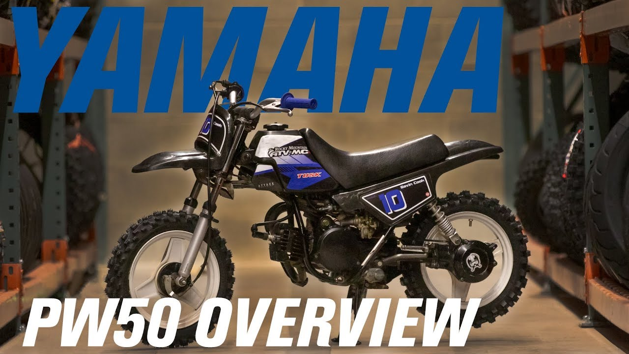 Kids Dirt Bike Guide Series | Yamaha PW50