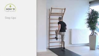 NOHrD Wallbars - Step Ups (en)