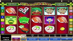 Wasabi San™ free slot machine game preview by Slotozilla.com
