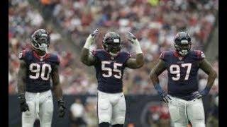 Houston Texans Final 53 Man Roster Prediction