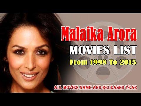 Download Malaika Arora Movies List 1998-2015 ( Bollywood News )