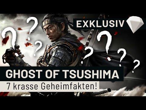 Ghost Of Tsushima: 7 Krasse Fakten, Die Du Auf Jeden Fall Wissen Musst