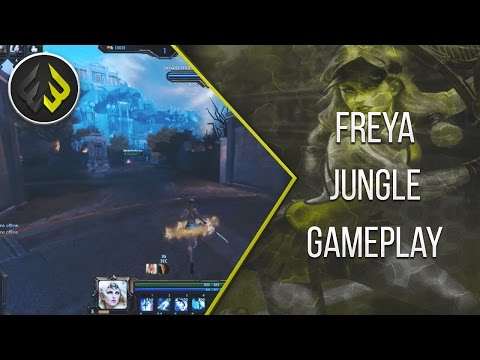 Freya: BACK IN THE JUNGLE w/NEW BUILD - Smite