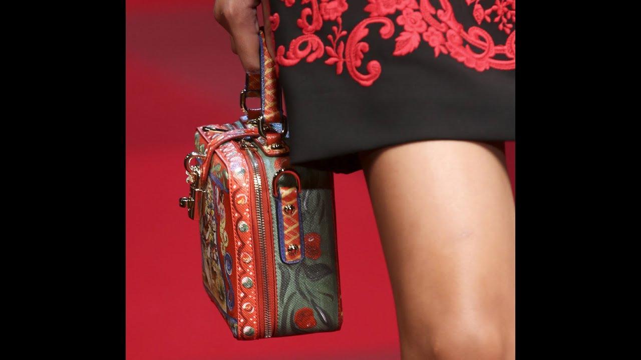 c1bb607610ec Top 10 Best Dolce   Gabbana Handbags in 2015 - YouTube