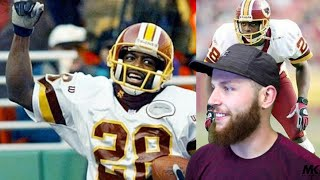 Rugby Player Reacts to DARRELL GREEN #75 The Top 100 NFL's Greatest Players!
