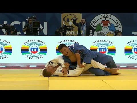 Judo, Grand Prix di Cancún: la