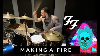Foo Fighters - Making a Fire (Drum Cover by Tico Nerval)