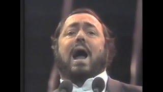 Luciano Pavarotti 1986 Silver Jubilee Concert New York