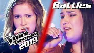 Adele - When We Were Young (Chiara vs. Freschta) | Preview | The Voice of Germany 2019 | Battles