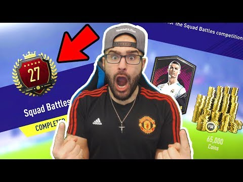 OMG MY TOP 100 REWARDS! *EPIC WALKOUT* FIFA 18 Road To Fut Champions! Ultimate Team #13 RTG