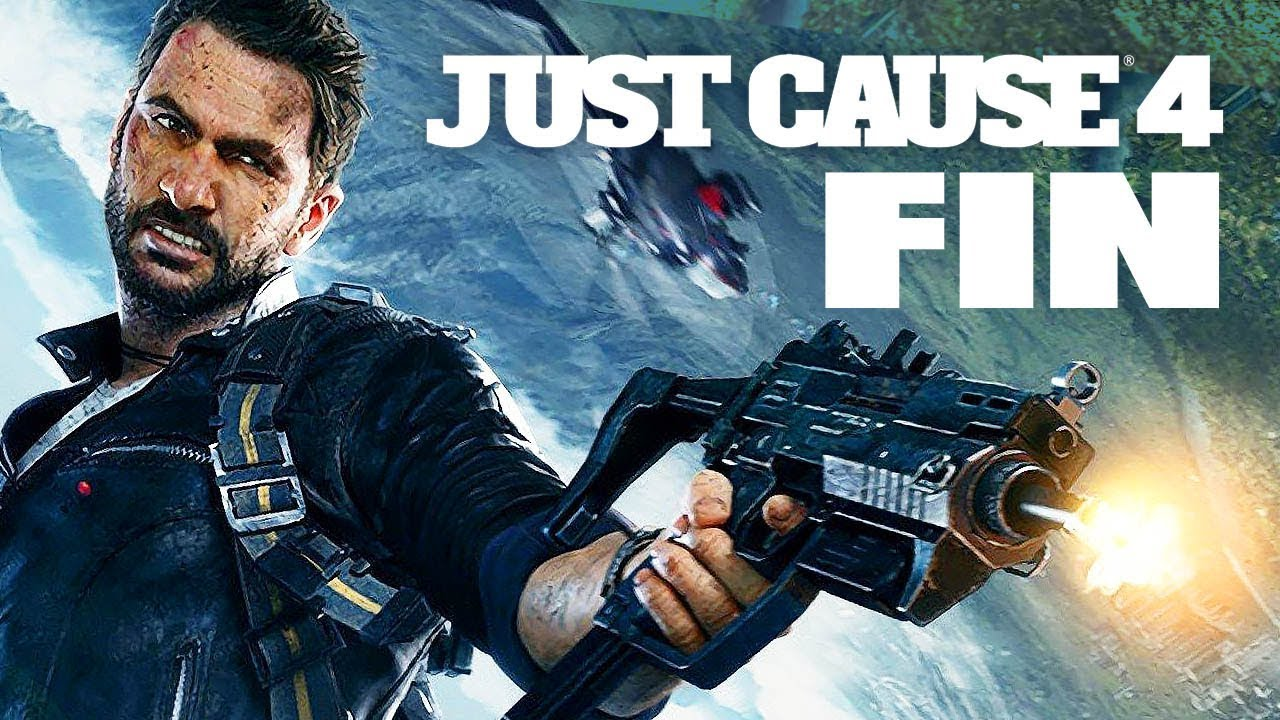JUST CAUSE 4 - FIN