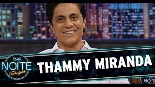 The Noite 07/05/14 - Thammy Miranda (íntegra)