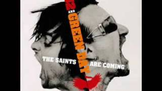 The saints are Coming U2 and Greenday