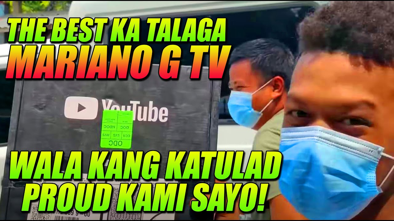 THE BEST KA TALAGA @Mariano G. TV PROUD KAMI SAYO