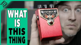 Once you understand this pedal, you'll LOVE IT! | Beetronics FATBEE overdrive