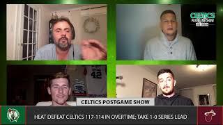 Celtics vs Heat GAME 1 LIVE Postgame Show