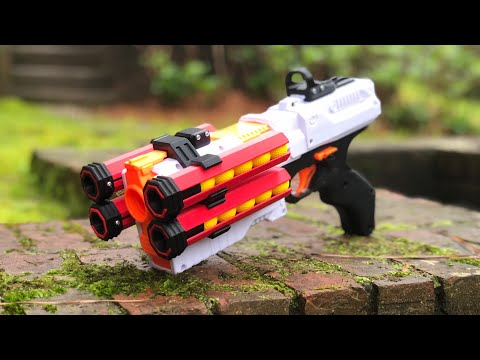The ULTIMATE Nerf Rival Kronos HACK!