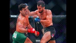 Bellator 228 Highlights: Gegard Mousasi Edges Lyoto Machida - MMA Fighting