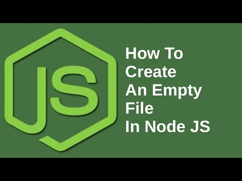 node create file