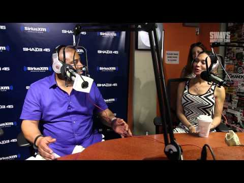 Comedian Capone Interviews Transvestite on Sway in the Morning
