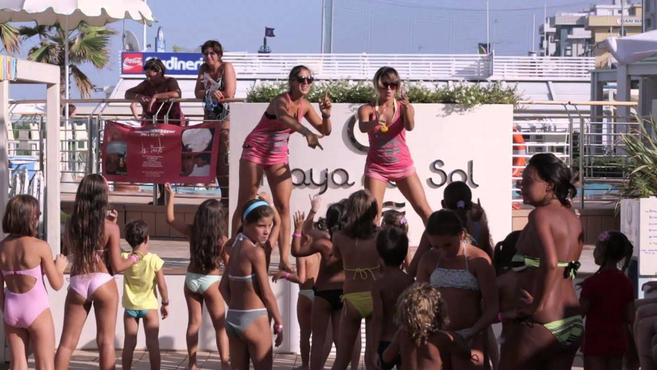 Playa del Sol a Riccione - YouTube