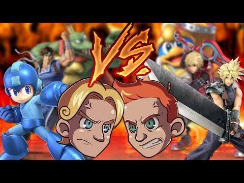 Eeppinen Squad Strike Turnaus!   Super Smash Bros Ultimate thumbnail