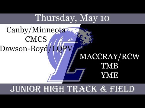 Camden Conference Junior High Track & Field Meet
