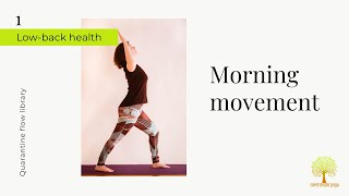 Morning movement flow 30
