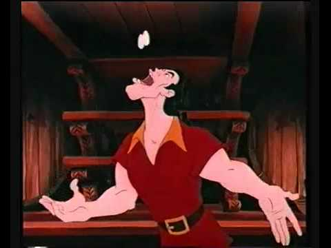 Gaston   Beauty and the Beast 1991 360p