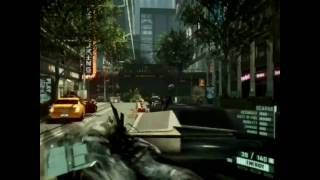 Crysis 2 PC Gameplay