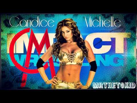 """(NEW) 2013: Candice Michelle 1st TNA Theme Song """"I Feel Perfect"""" By Porcelain & The Tramps"""