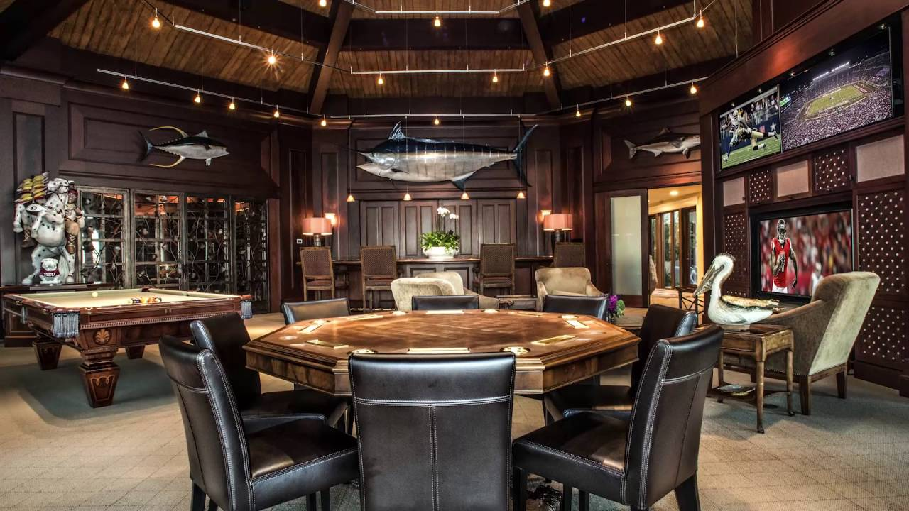 Worlds Best Man Cave  Dream Homes For Sale Part 7 of 13
