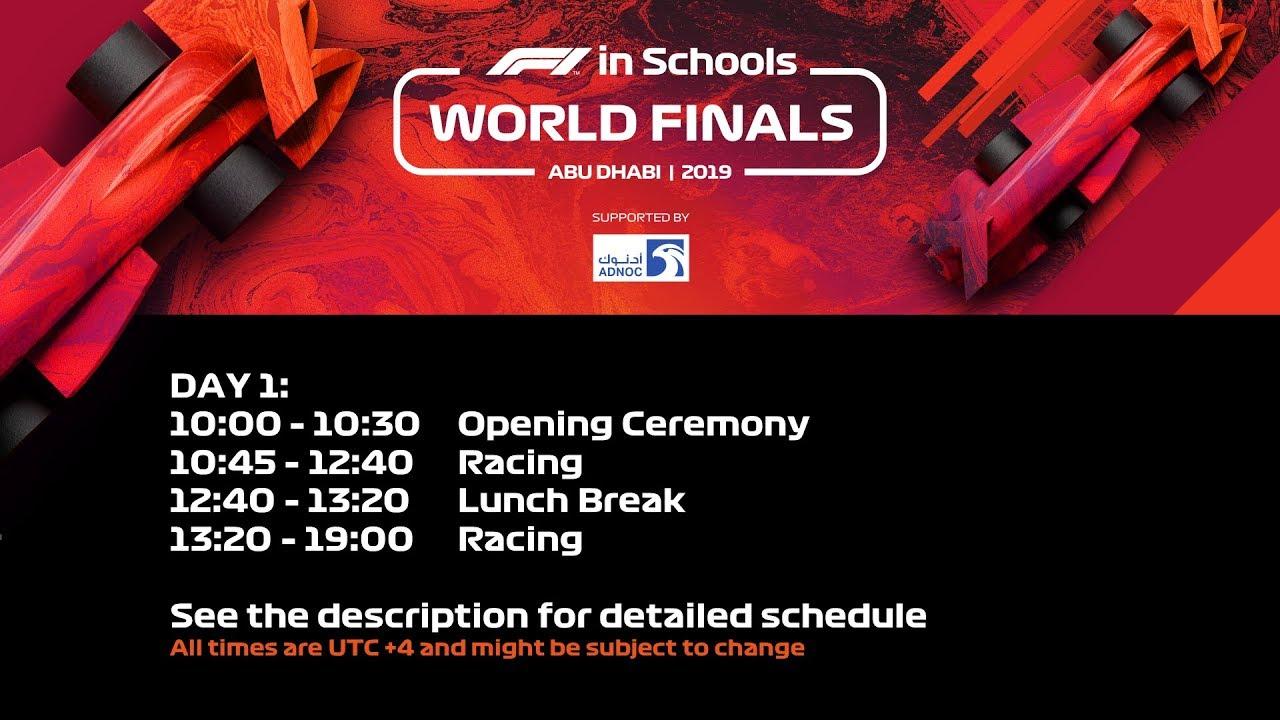 Infinity Racing F1 In Schools World Finalists St John S