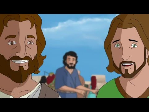 The life of jesus christ full movie cartoon: Jesus - He lived Among Us (English)