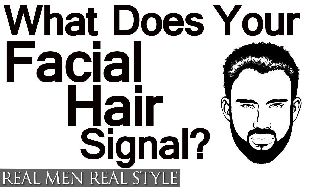 science of facial hair