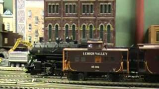 Lehigh Valley Model Railroad Switchrun