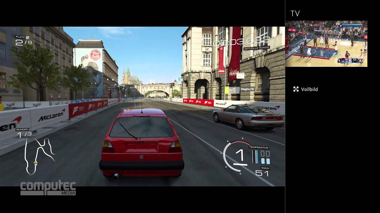 PS4 & Xbox One im Splitscreen | PS4 über HDMI Pass-Through an Xbox One