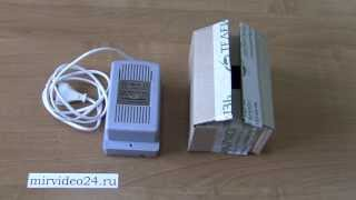 видео Блок питания AccordTec АТ-12/0,5