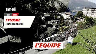 TOUR DE LOMBARDIE, bande-annonce - CYCLISME - TOUR DE LOMBARDIE