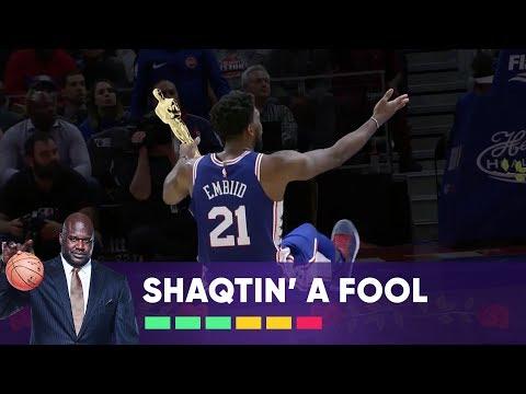 Fallin', Dancin', Actin' Shaqtin' | Shaqtin' A Fool Episode 2