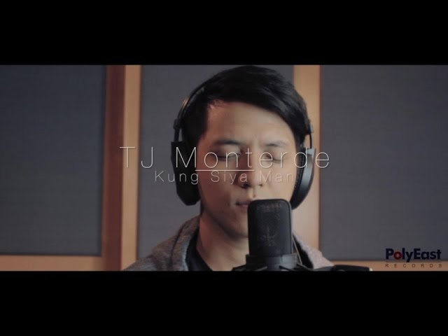 TJ Monterde - Kung Siya Man - Official Lyric Video