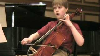 2010 Spring Cello Recital.avi
