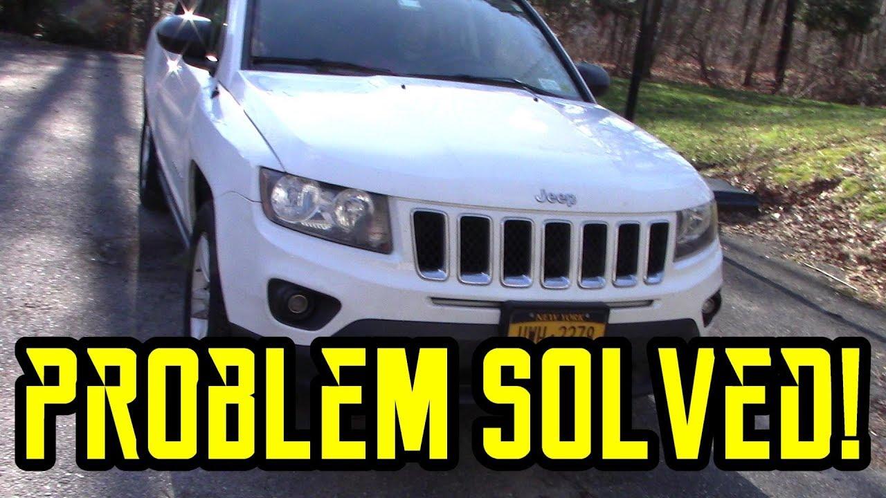 Jeep bucking, hard shift, missing, hesitation 2 4 liter fix  Patriot,  Compass Problem solved!